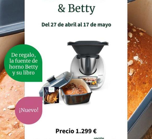 Promoción Tm6 + Fuente BETTY