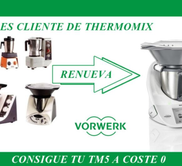 RENUEVA TU Thermomix®