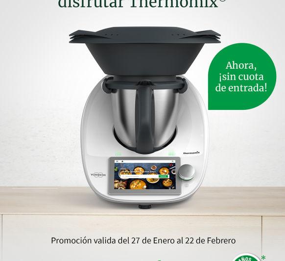 TU Thermomix® EN CASA POR POCO MAS DE 1€ AL DIA