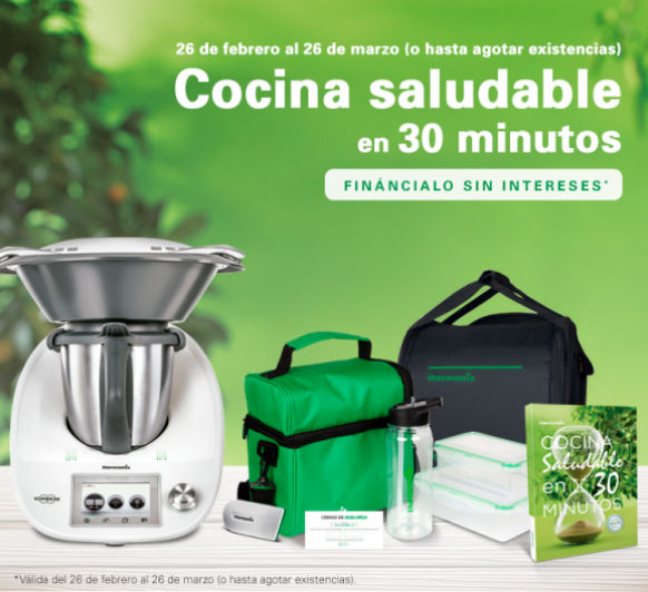 Thermomix® A FINANCIACIÓN ESPECIAL 0%