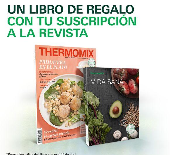 SUSCRIPCIÓN A REVISTA Thermomix®