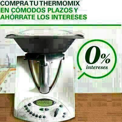 Thermomix® sin intereses en Cordoba.