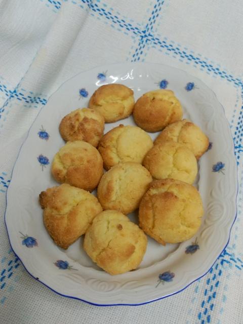 BISCOTINI DE ARROZ AL LIMON (receta sin gluten) CON Thermomix®