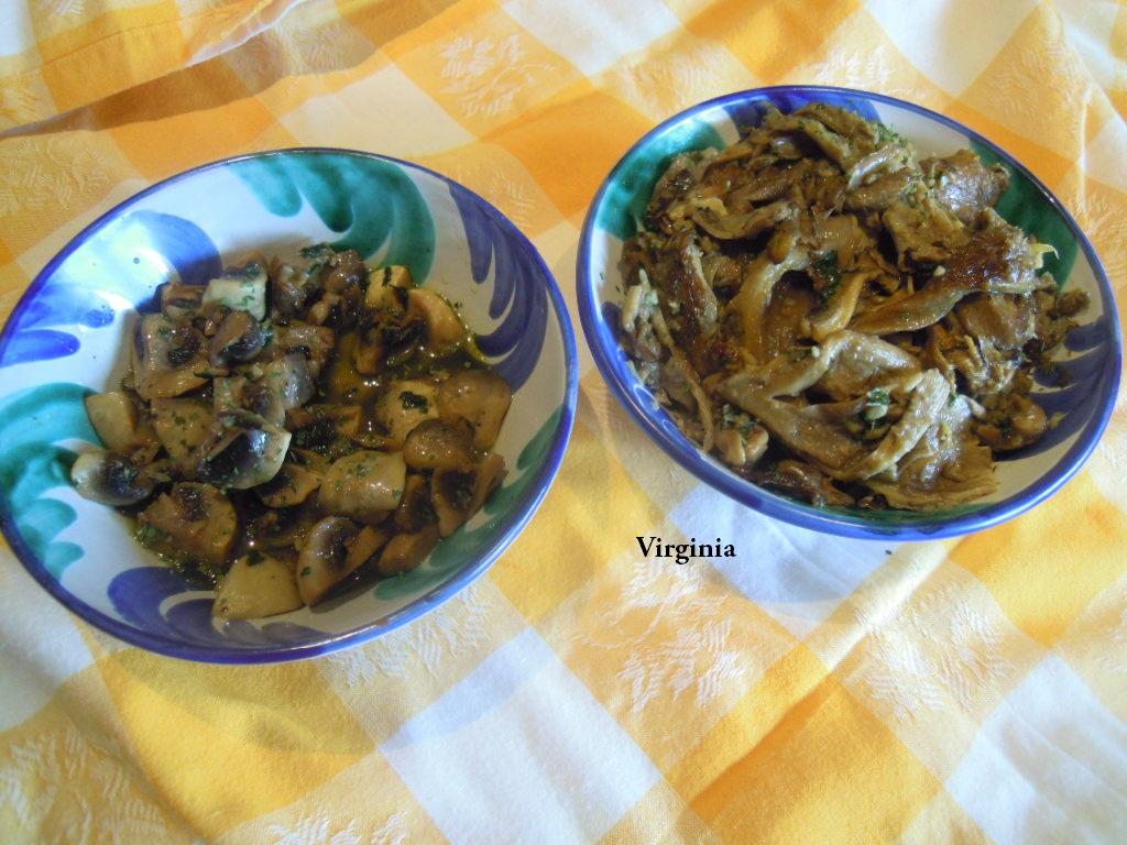 SETAS AL AJILLO Con Thermomix®   Verduras, Hortalizas Y Ensaladas   Blog De  VIRGINIA CAMACHO ALIAGA De Thermomix® Córdoba