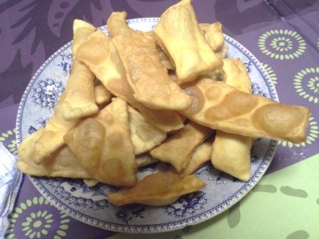 Tortitas de Masa
