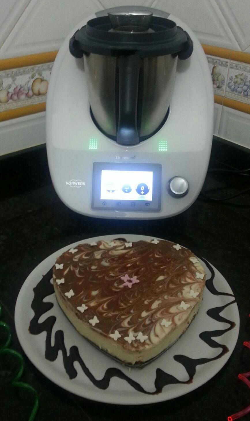 Tarta marmolada
