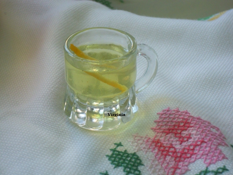 LIMONCELLO CON Thermomix®