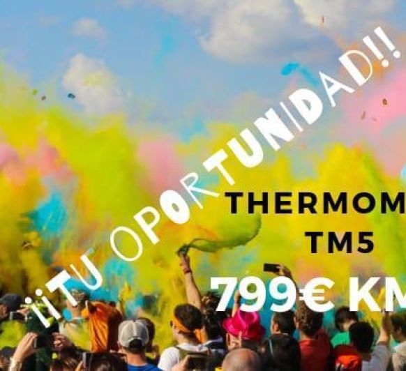OFERTA Thermomix® KM0