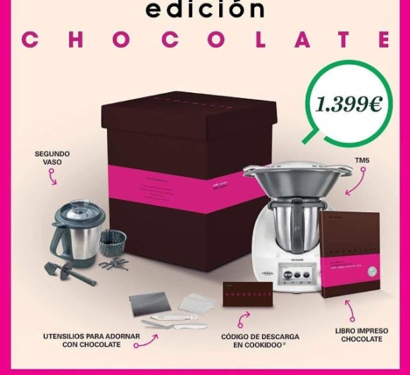 Edición Chocolate Sin Intereses