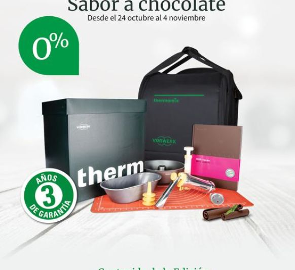EDICIÓN SABOR A CHOCOLATE TM6 SIN INTERESES
