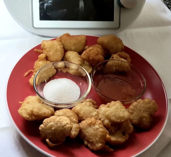 PAPUECAS CON Thermomix®