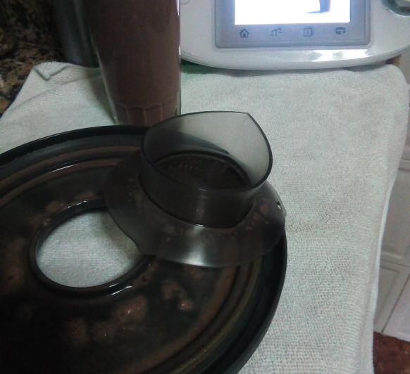 BATIDO DE CHOCOLATE