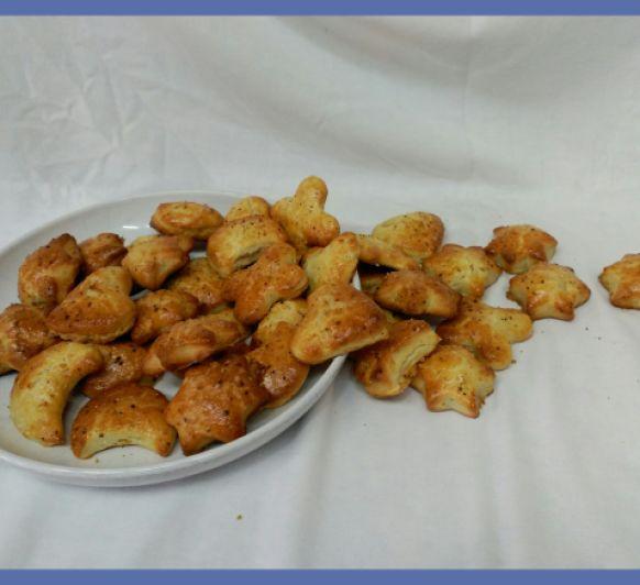 Galletas de queso con Thermomix®