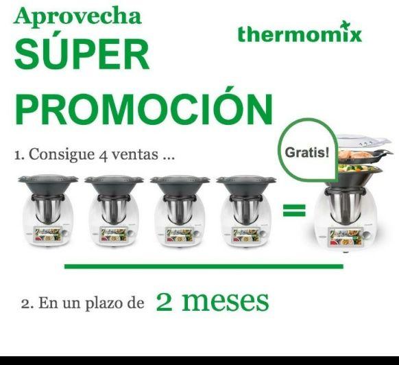 Como conseguir un Thermomix® gratis y un trabajo!!