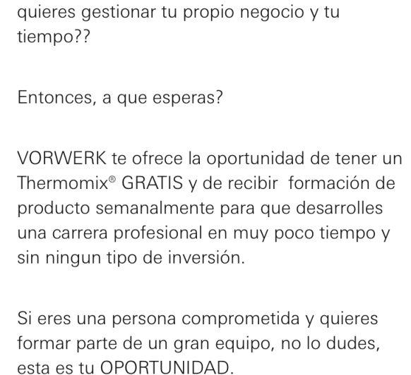 Quieres ganar un Thermomix® TM6 GRATIS?
