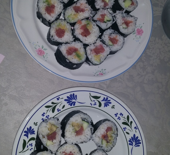 Arroz para sushi con Thermomix®