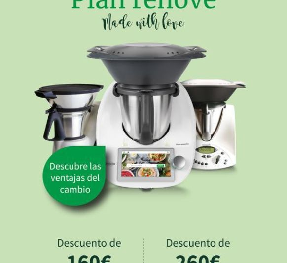 Thermomix® PLAN RENOVE WITH LOVE