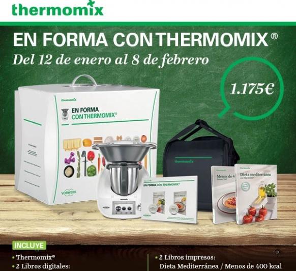 Nueva Edición ''En forma con Thermomix® ''