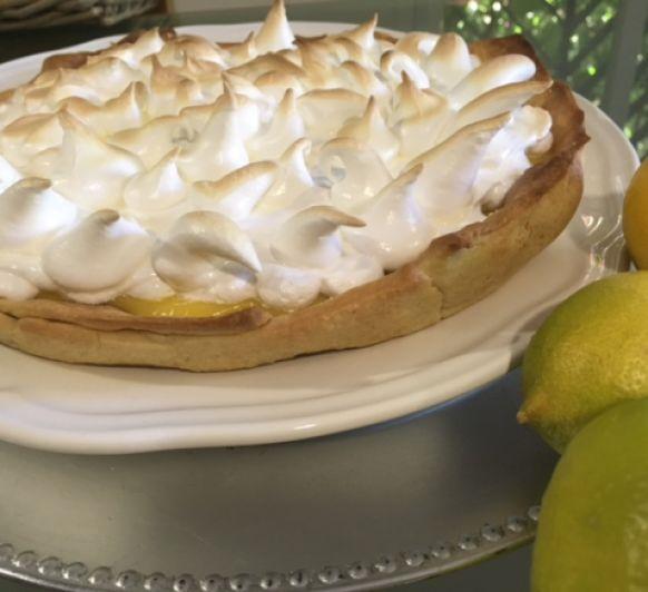 Lemon Pie: explosión de sabor