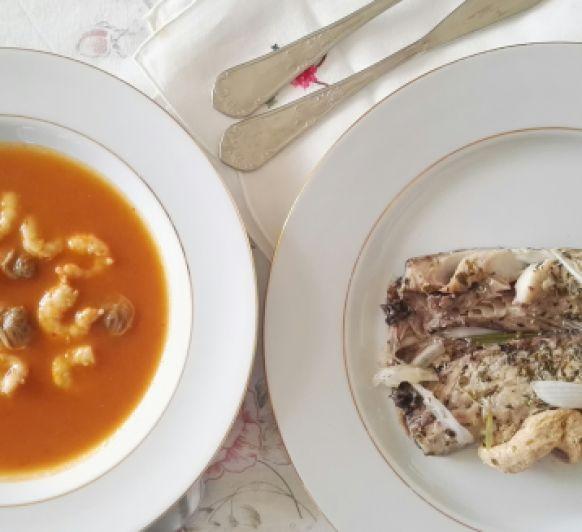 Menú completo: Cocina de una vez y ahorra tiempo en la cocina con Thermomix®