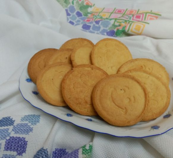 GALLETAS DE LIMON CON Thermomix®