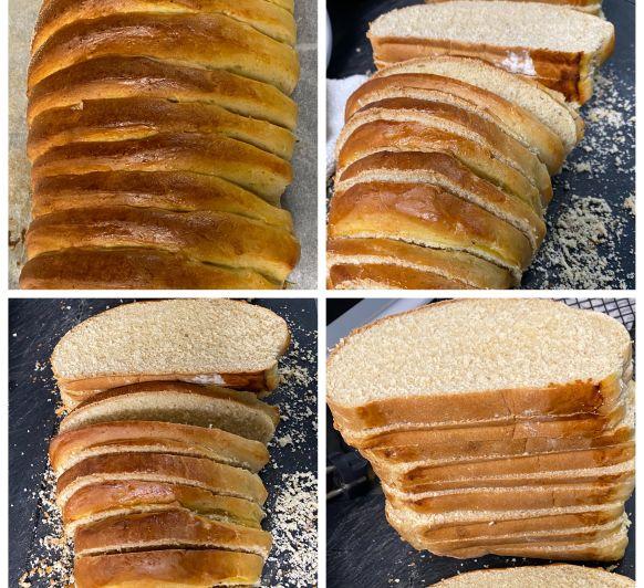 Pan para torrijas con el Thermomix®