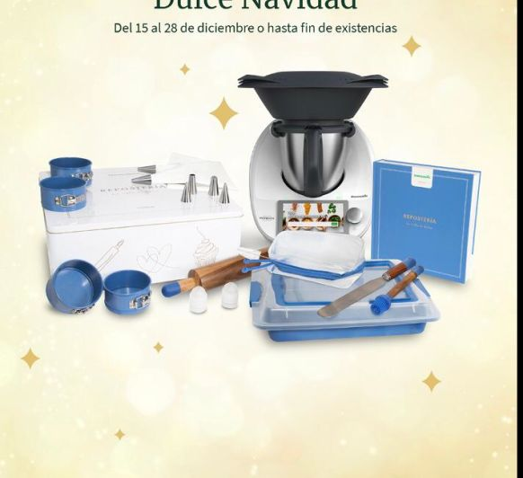 Dulce Navidad con Thermomix®