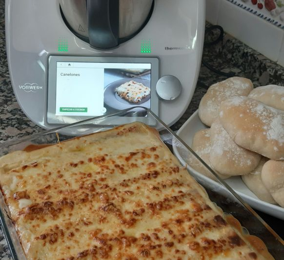 CANELONES CON Thermomix®