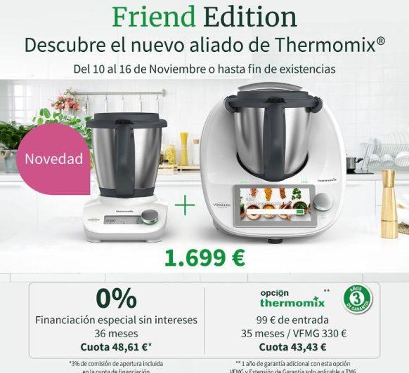 Thermomix® FRIENDS en exclusiva