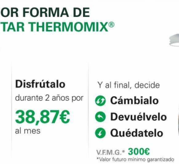 OPCION PLUS. una nueva forma de disfrutar tu Thermomix®