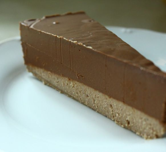 TARTA MOUSSE DE CHOCOLATE CON Thermomix®