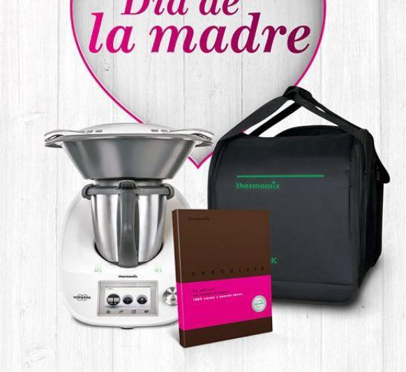 PROMOCION DIA DE LA MADRE con Thermomix® .