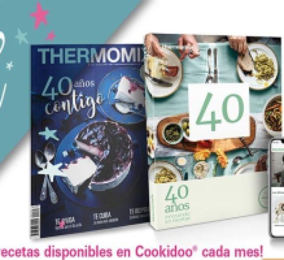 PROMOCIÓN ESPECIAL REVISTA Thermomix®