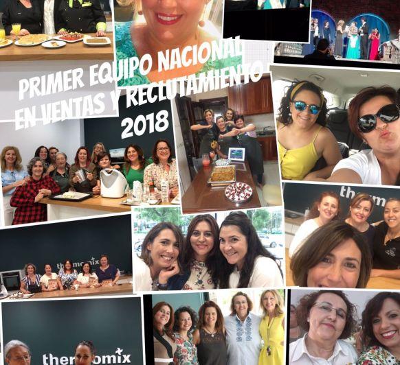 REINAS Thermomix® 2018