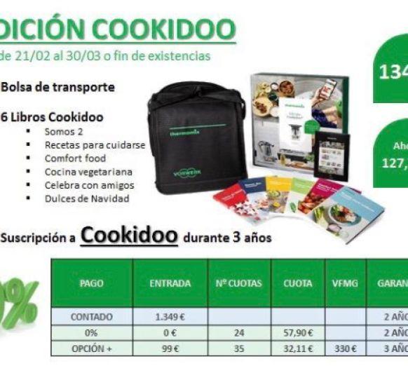 Compra TM6 con la Edición Cookidoo® Sin Intereses