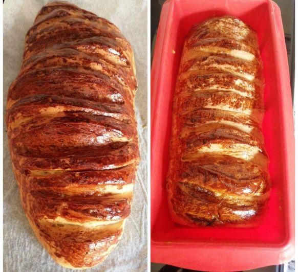 Pan para Torrijas con Thermomix®