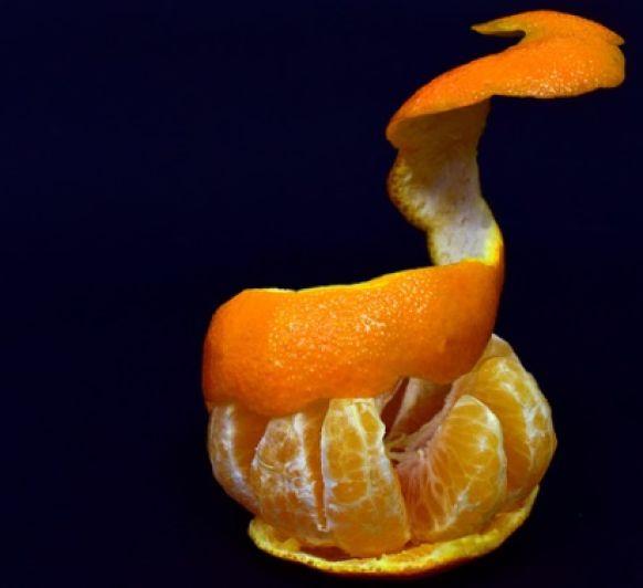 Mandarinas en almibar con Thermomix®