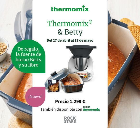 PROMOCION: Thermomix® Y BETTY