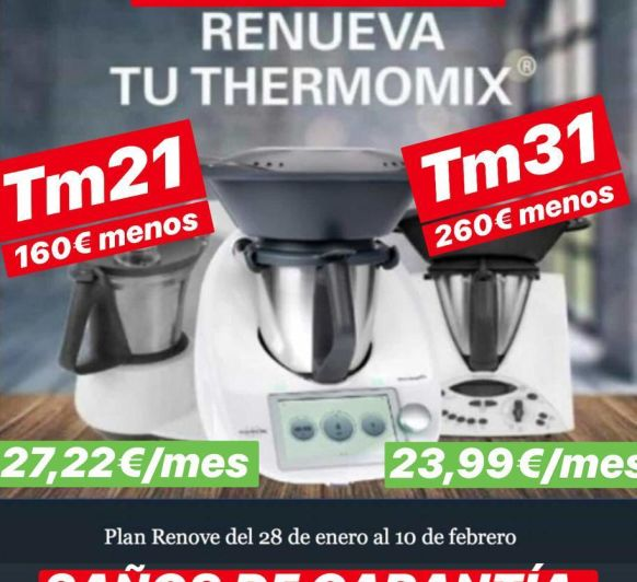 PLAN RENOVE Thermomix® . MADE WITH LOVE.