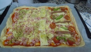 PIZZA CON Thermomix®