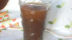 GRANIZADO DE CAFE con Thermomix®