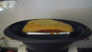 BIZCOCHO DE QUESITOS AL VAPOR con Thermomix®