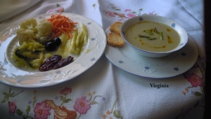 MENU VEGANO con Thermomix®