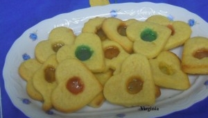 GALLETAS DE CRISTAL con Thermomix®